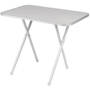 TABLE DE CAMPING Magnifique Camp Gear Table de camping pliable Gris
