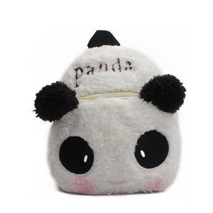 SAC À DOS Sac à Dos Cartable Ecole Animale Panda pour Bébé M