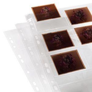 PELLICULE PHOTO HAMA-Pochettes pour négatifs moyen format, polypro