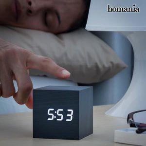 RÉVEIL ENFANT Réveil Numérique Cube Homania