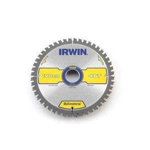 ACCESSOIRE MACHINE IRWIN Lame de scie circulaire sharper longer 190 x