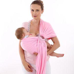 Transporteur de Bébé Respirant Kid Wrap Bébé Porte-Bébé Elingues de Roue  Hydraulique Pour Nouveau ef786227756