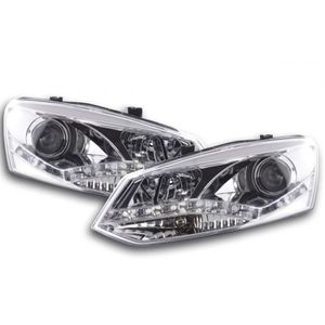 PHARES - OPTIQUES Phares Daylight pour VW Polo (type 6R) Annee: 2010