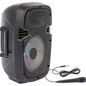 ENCEINTE ET RETOUR PARTY LIGHT & SOUND PARTY-7LED Enceinte portable 8