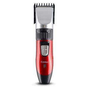 TONDEUSE CHEVEUX  Kemei KM-730 Tondeuse a cheveux rechargeable Tonde