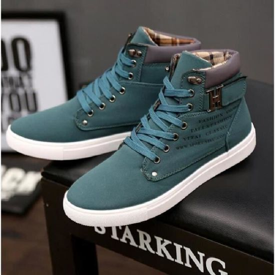 Skate Chaussures Montantes Shoes Homme Chaussure Basket Mode