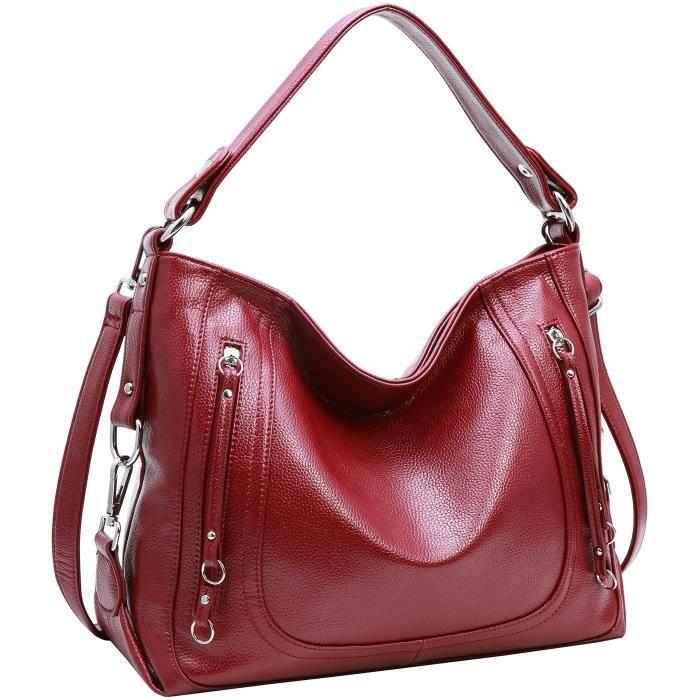 sacs à bandoulière sacs à main de mode pu sac fourre-tout en cuir JC9OW