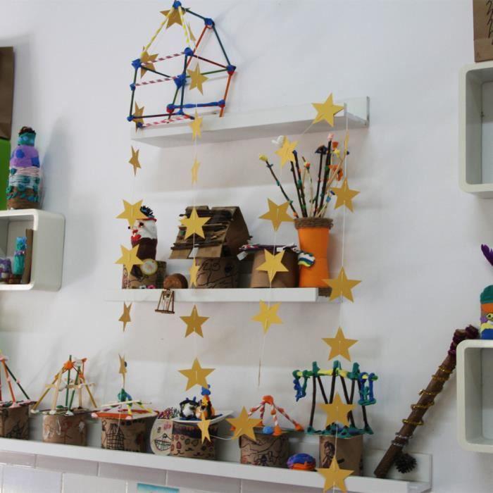 Mode Etoiles Maison Ameublement Decoration Enfants Chambre Bebe