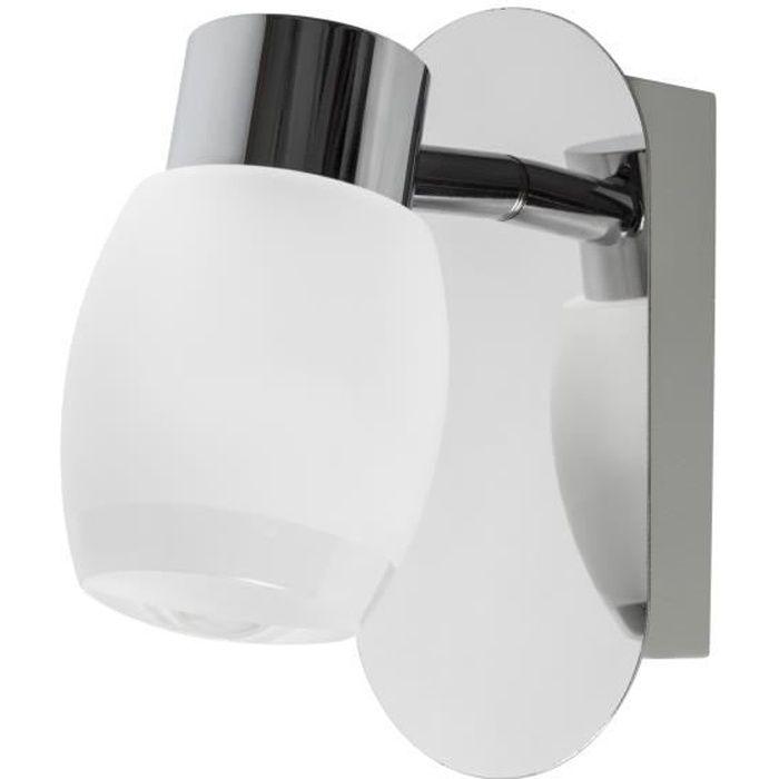 APPLIQUE SALLE DE BAIN LED 5W IP44 CROMO