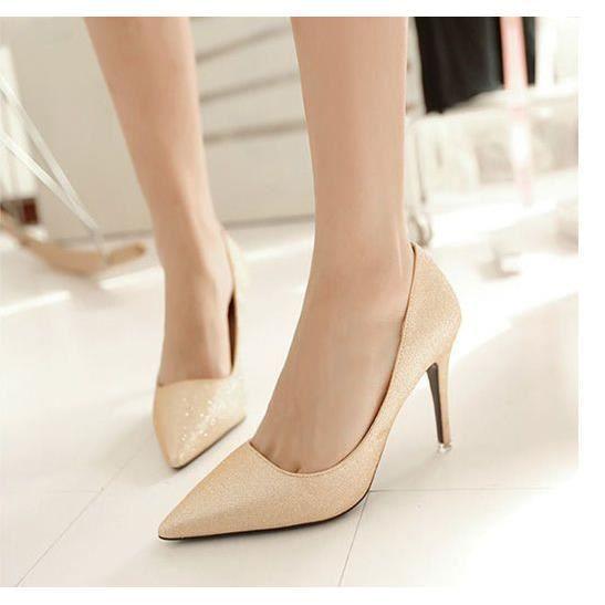Escarpins femme/chaussure de mariage / Escarpin... f99v5af