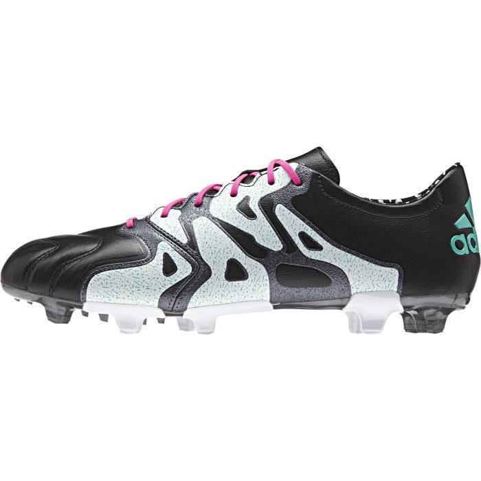 Chaussures adidas X 15.2 FG-AG Leather