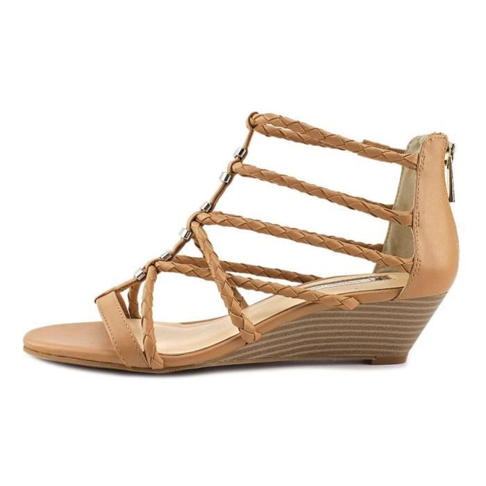 Inc International Concepts Women's Makera Open Toe Casual Strappy Sandals Us ZOHNE Taille-36