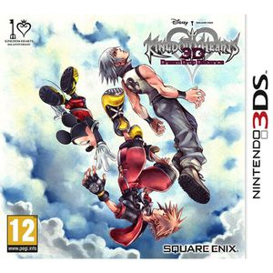 JEU 3DS KINGDOM HEARTS 3D DREAM DROP DISTANCE / 3DS
