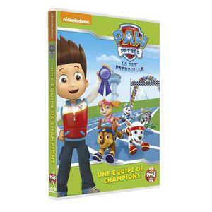 DVD DESSIN ANIMÉ PAT PATROUILLE  - UNE EQUIPE DE CHAMPIONS (V9)