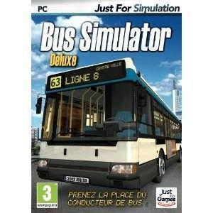 JEU PC BUS SIMULATOR DELUXE / Jeu PC