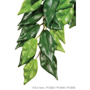 DÉCO ARTIFICIELLE Ficus plante pour terrarium medium