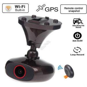 BOITE NOIRE VIDÉO DDPAI M6 Plus HD 1440p WIFI GPS Caméra Enregistreu