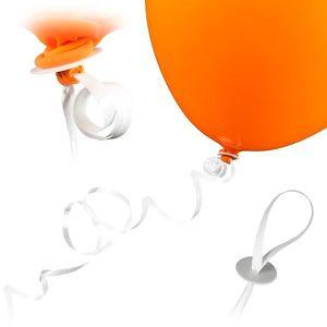 BALLON DÉCORATIF  50 attache ficelle rapide pour ballon Helium