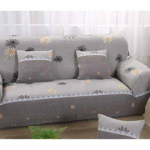 Housse de canap 3 places achat vente housse de canap 3 places pas cher cdiscount for Housse de sofa