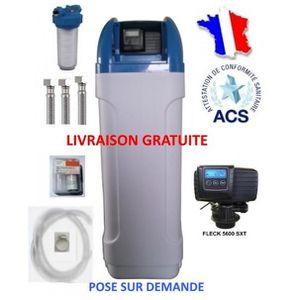 ADOUCISSEUR D'EAU Adoucisseur d'eau volumétrique FLECK 5600 SXT 22 l