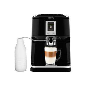COMBINÉ EXPRESSO CAFETIÈRE KRUPS - EA850B - MACHINE À CAFÉ AUTOMATIQUE, 14…
