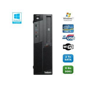 UNITÉ CENTRALE  PC Lenovo Thinkcentre M90P 5864 Core i5-650 3.2GHz