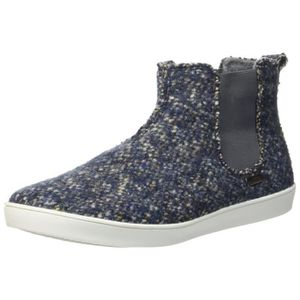 Chaussons unisexes 3OQ5H9 1 Taille Tweed adultes 2 Bottes 38 Chelsea UqCICw