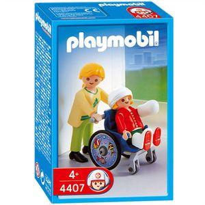 UNIVERS MINIATURE Playmobil Maman, enfant, fauteuil