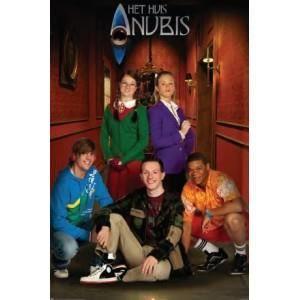 AFFICHE Poster La Maison d'Anubis