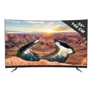Téléviseur LED TV LED plus de 52 pouces THOMSON - 55 UD 6696 • TV