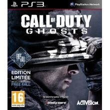 JEU PS3 Call Of Duty Ghosts Edition Free Fall PS3