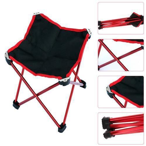 Extérieure Ultra Rouge Mini Chaise LégerL Pliante Leking CxBerdo