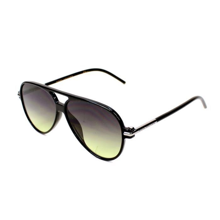 Lunettes de soleil Marc Jacobs MARC 44-S -D28IB Noir - Achat   Vente ... 672ab1407ee4