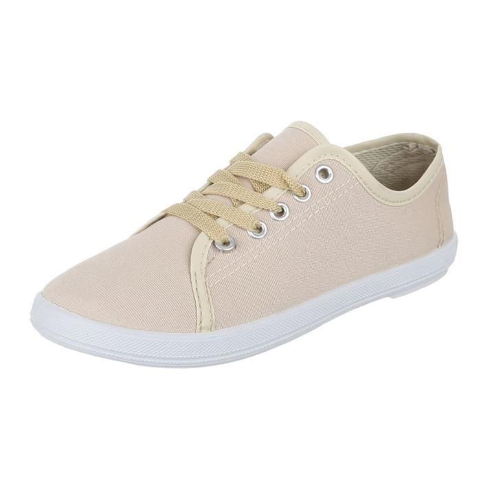 Chaussures femmes sneakers Derbies flâneurs