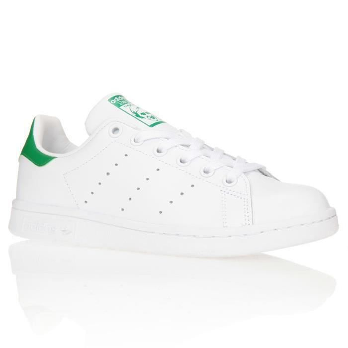 Originals Adidas Blanc Achat Stan Mixte Smith Chaussures Baskets fbgy6vY7