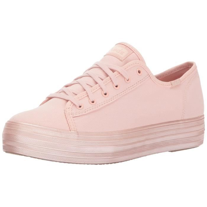 Coup de pied Triple Shimmer Sneaker Fashion R459I Taille-37 1-2