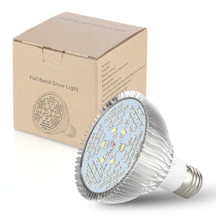 Pousse 50w E27 Croissance 78 Led Lampe De Lumière Plante T3lFJcuK1