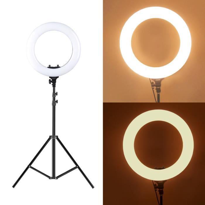 Anneau Mode De Led Dimmer Maquillage Lumière Ring Lampe Light Usb 3 iOXTkZPwul
