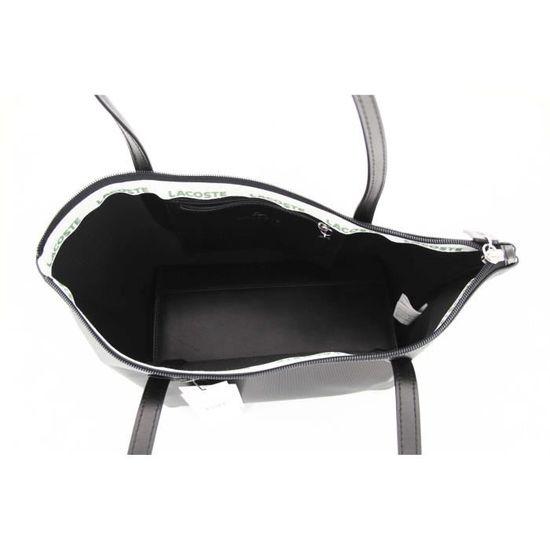 Lacoste Cabas Nf0946po Noir Sac L Concept 12 12 Vente Achat jc35AR4qL