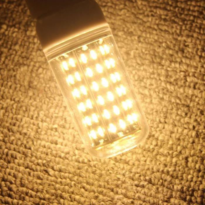 Couvercle Ampoule Chip R88x Maïs 88 Dx2136 6w Leds Smd Avec 2835 Lampe E14 XgPH8gS
