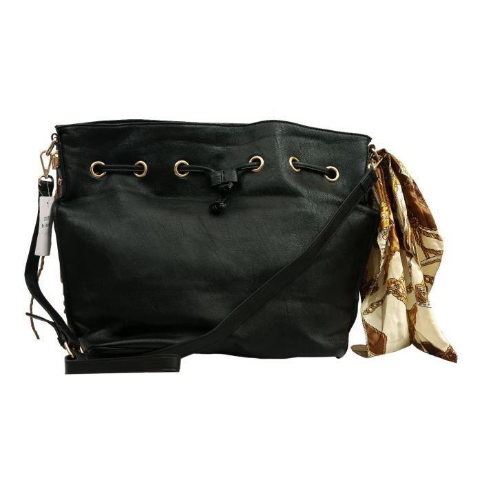 Femmes Substitute en cuir un sac à main écharpe pour les filles - femmes MUQVR