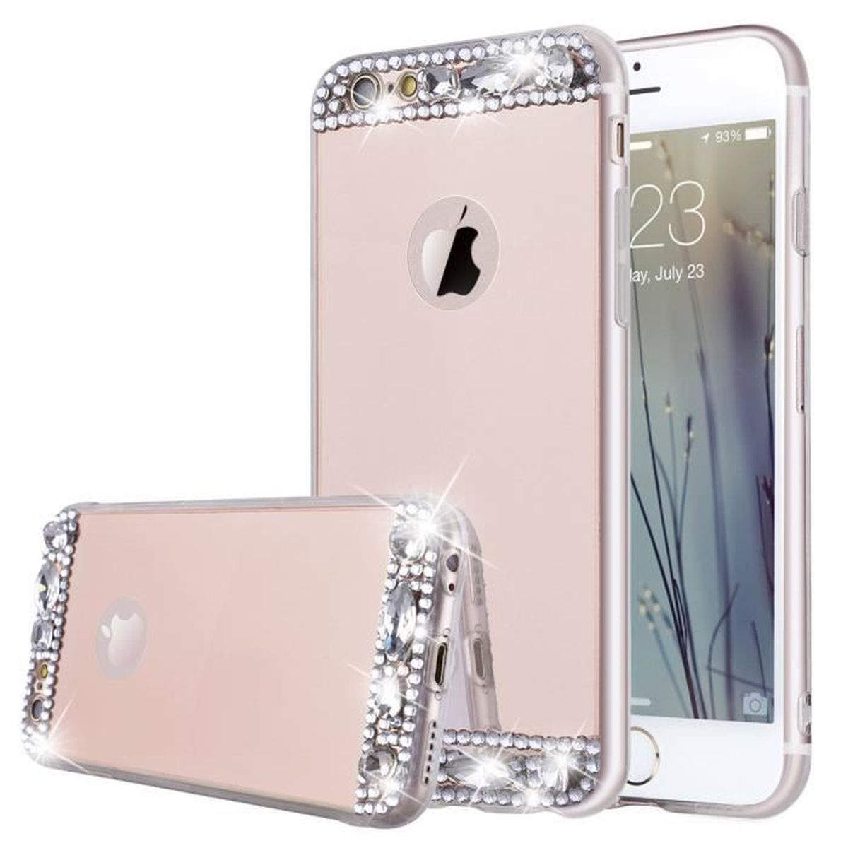 iphone 6 housse coque bling