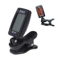 ACCORDEUR ENO ET-37 LCD Mini Clip-on Accordeur Guitare élect