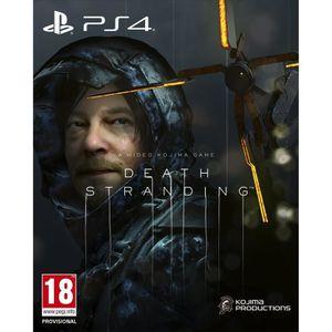 JEU PS4 NOUVEAUTÉ Death Stranding - Edition Spéciale Jeu PS4