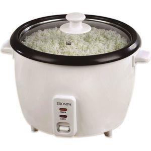 TRIOMPH ETF1408 Cuiseur ? riz ? 700W ? 1.8 L - Blanc