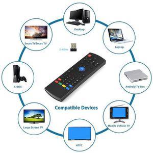 SOURIS Nouvelle souris sans fil 2.4G Air Clavier Télécomm