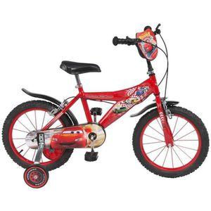 VÉLO ENFANT Vélo disney cars 16 pouces