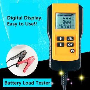 BATTERIE MACHINE OUTIL Outil professionnel d'analyseur de batterie de voi