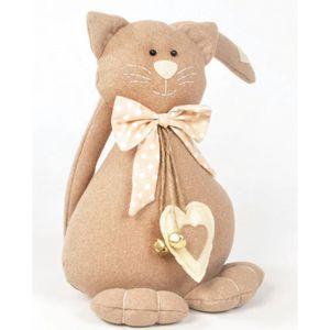 BUTÉE - CALE-PORTE CASITA Bloque porte chat Cœur avec coeur sur ventr