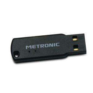 ENCEINTE NOMADE METRONIC 477040 Mini Récepteur USB Bluetooth noir